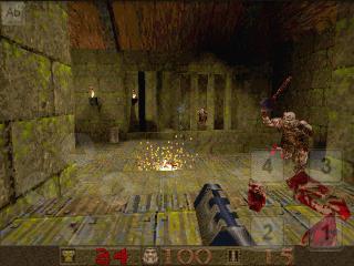 скачать игру Quake на андроид - фото 6